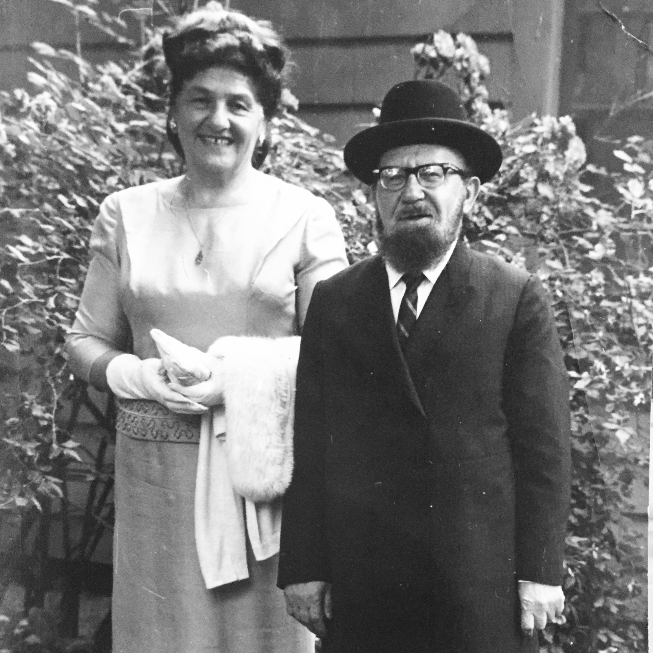 My grandparents from Poland