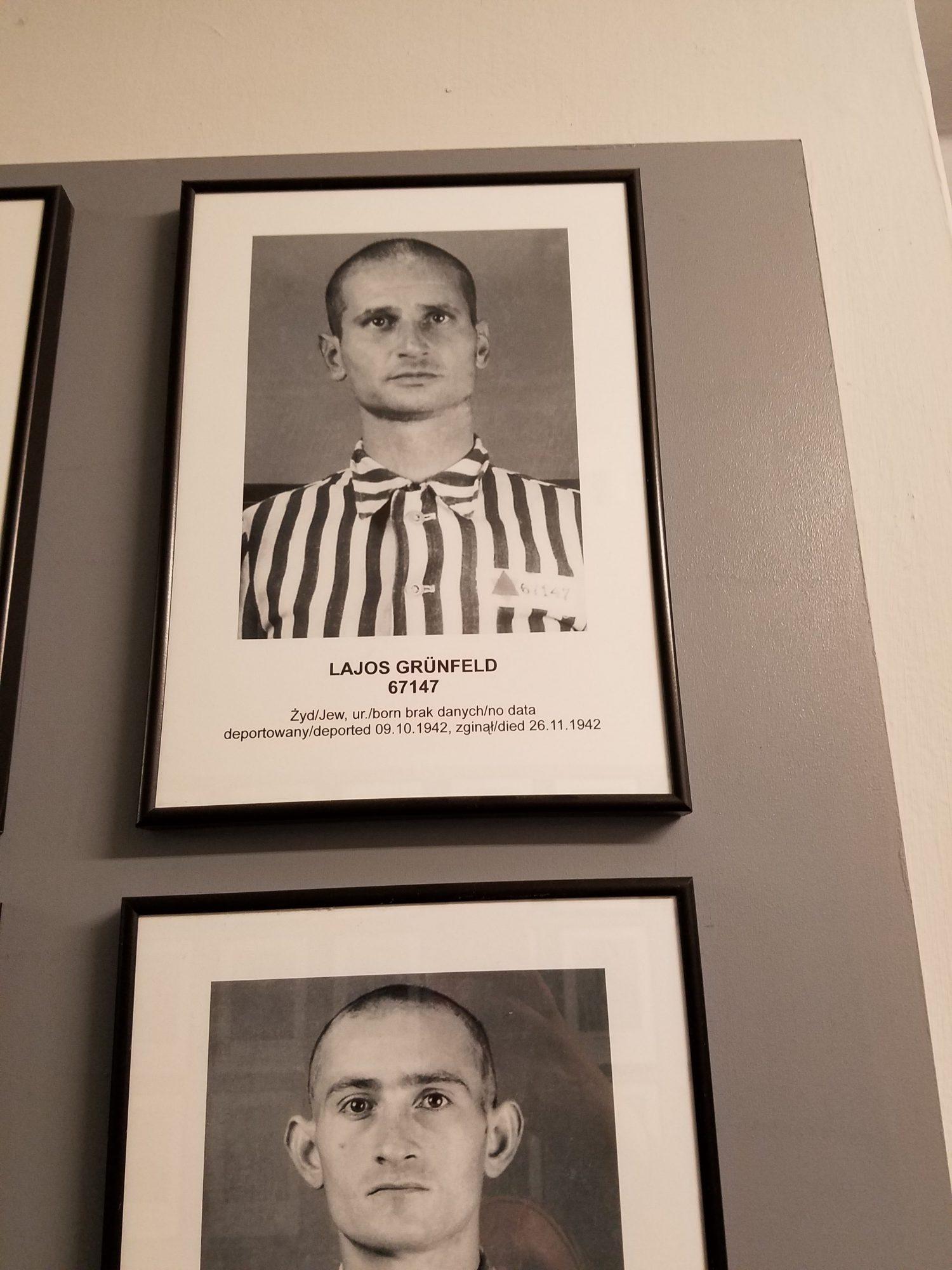 Prisoner-Auschwitz